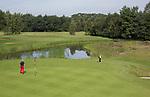 HENGELO (GLD) - green Hole 17.  golfbaan 't Zelle . COPYRIGHT KOEN SUYK