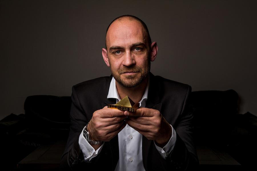Pierre Bréchard, DG du groupe MonaLisa - Mécènes du Sud - Marseille