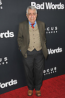 Philip Baker Hall at the Los Angeles premiere of his movie &quot;Bad Words&quot; at the Cinerama Dome, Hollywood.<br /> March 5, 2014  Los Angeles, CA<br /> Picture: Paul Smith / Featureflash