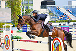3rd place. Michael G. Duffy. IRL. Riding Chappo Chey. First round. Queen's Cup. Longines FEI Jumping Nations Cup Final. Showjumping. Barcelona. Spain. Day 2.06/10/2018. ~ MANDATORY Credit Elli Birch/Sportinpictures - NO UNAUTHORISED USE - 07837 394578