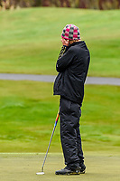Scott Hellier of Otago, Toro New Zealand Mens Interprovincial Tournament, Clearwater Golf Club, Christchurch, New Zealand, 26th November 2018. Photo:John Davidson/www.bwmedia.co.nz