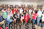 Tracey Kelly, Headford, Killarney, pictured with her family and many friends as she celebrated her 21st birthday in The Kerry Way bar, Glenflesk on Saturday night.