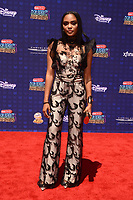 LOS ANGELES - APR 29:  China Anne McClain at the 2017 Radio Disney Music Awards at the Microsoft Theater on April 29, 2017 in Los Angeles, CA
