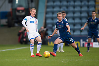 4th January 2020; Dens Park, Dundee, Scotland; Scottish Championship Football, Dundee FC versus Inverness Caledonian Thistle; Carl Tremarco of Inverness Caledonian Thistle and Paul McGowan of Dundee  - Editorial Use