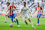 20170408. La Liga 2016/2017. Real Madrid v Atletico de Madrid.