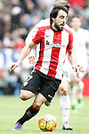 Athletic de Bilbao's Benat Etxebarria during La Liga match. February 13,2016. (ALTERPHOTOS/Acero)