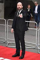 Johnny Harris<br /> at the &quot;Jawbone&quot; premiere held at the bfi, South Bank, London. <br /> <br /> <br /> &copy;Ash Knotek  D3263  08/05/2017