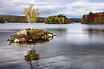 Tupper Lake, Adirondack Mountains, New York