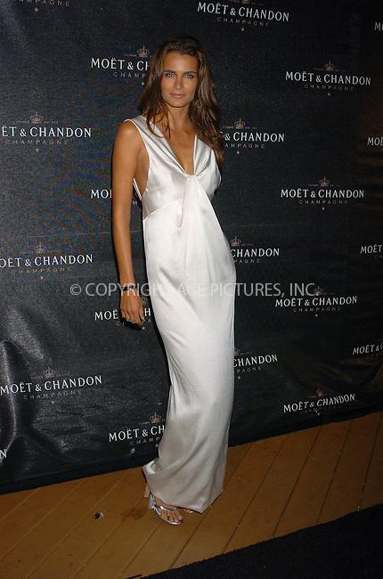 WWW.ACEPIXS.COM . . . . .  ....September 28, 2006, New York City. ....Fernanda Motta attends the Moet & Chandon Fabulous Fete.....Please byline: AJ Sokalner - ACEPIXS.COM..... *** ***..Ace Pictures, Inc:  ..(212) 243-8787 or (646) 769 0430..e-mail: info@acepixs.com..web: http://www.acepixs.com