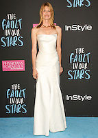 NEW YORK CITY, NY, USA - JUNE 02: Laura Dern at the New York Premiere Of 'The Fault In Our Stars' held at Ziegfeld Theatre on June 2, 2014 in New York City, New York, United States. (Photo by Jeffery Duran/Celebrity Monitor)