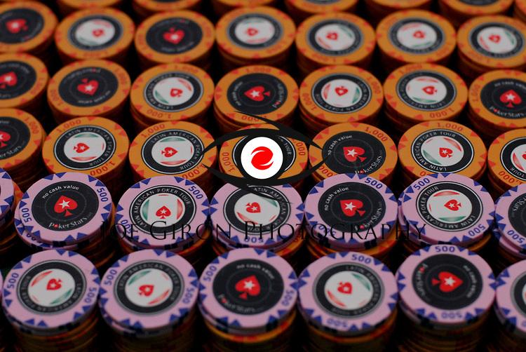 Latin American Poker Tour chips