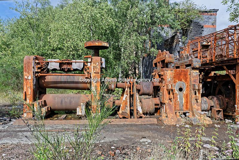 Hafod Morfa Copperworks in Swansea, Wales, UK. Thursday 16 August 2018