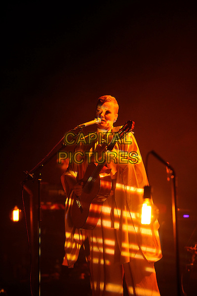 LONDON, ENGLAND - November 14: Ane Brun performs in concert at the Forum on November 14, 2013 in London, England.<br /> CAP/MAR<br /> &copy; Martin Harris/Capital Pictures