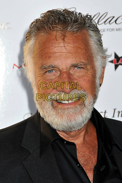 "JONATHAN GOLDSMITH .""Cadillac: The New Fragrance for Men"" Launch Party held at Martin Cadillac, Los Angeles, CA, USA, 23rd July 2009..portrait headshot beard facial hair .CAP/ADM/BP.©Byron Purvis/Admedia/Capital Pictures"