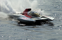 "Regates de Valleyfield, 6-8 July,2001 Salaberry de Valleyfield, Quebec, Canada.Copyright©F.Peirce Williams 2001.Ken Brodie, GP-55 ""Freedom"", Grand Prix class hydroplane..F. Peirce Williams .photography.P.O.Box 455  Eaton, OH 45320.p: 317.358.7326  e: fpwp@mac.com"