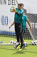 Torwart Manuel Neuer (Deutschland Germany) - 31.05.2018: Training der Deutschen Nationalmannschaft zur WM-Vorbereitung in der Sportzone Rungg in Eppan/Südtirol