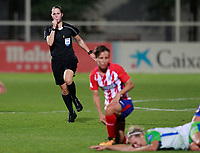 French referee Florence Guillemin during UEFA Womens Champions League 2017/2018, 1/16 Final, 1st match. October 4,2017. (ALTERPHOTOS/Acero) /NortePhoto.com /NortePhoto.com