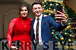 Ailbhe Hussey and Killian Dalton attending the Mercy Mounthawk Debs at the Ballyroe Heights Hotel on Thursday night last.