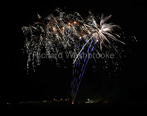 Harpenden Rugby Club Firework Display  5th November 2006