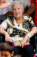 Rita Borsellino - Magistrate Paolo Borsellino's sister, Anti-Mafia activist, politician &amp; former Member of the European Parliament (MEP) for the Democratic Party (PD) - https://en.wikipedia.org/wiki/Rita_Borsellino .<br />