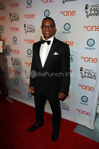 PASADENA, CA - FEBRUARY 5: Thomas Allen Harris at the 46th NAACP Image Awards Non-Televised Ceremony at the Pasadena Convention Center in Pasadena, California on February 5, 2015. Credit: David Edwards/Dailyceleb/MediaPunch