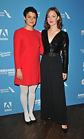"""Alia Shawkat and Holliday Grainger at the """"Animals"""" Sundance London film festival European premiere, Picturehouse Central, Corner of Shaftesbury Avenue and Great Windmill Street, London, England, UK, on Friday 31st May 2019.<br /> CAP/CAN<br /> ©CAN/Capital Pictures"""