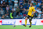 Stockholm 2014-07-07 Fotboll Allsvenskan Djurg&aring;rdens IF - IF Elfsborg :  <br /> Elfsborgs Henning Hauger <br /> (Foto: Kenta J&ouml;nsson) Nyckelord:  Djurg&aring;rden DIF Tele2 Arena Elfsborg IFE portr&auml;tt portrait