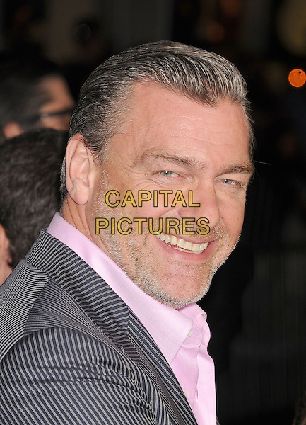 HOLLYWOOD, CA - NOVEMBER 04: Ray Stevenson at the Los Angeles Premiere 'Thor: The Dark World' at the El Capitan Theatre on November 4, 2013 in Hollywood, California, USA.<br /> CAP/ROT/TM<br /> &copy;Tony Michaels/Roth Stock/Capital Pictures