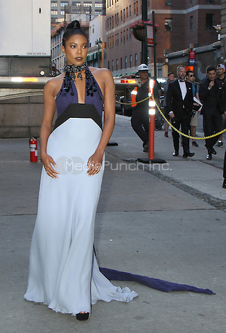 NEW YORK, NY-June 09: Gabrielle Union at the 7th Annual amfAR Inspiration Gala at the Skylight at Moynihan Station in New York. NY June 09, 2016. Credit:RW/MediaPunch