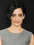 HOLLYWOOD, CA - MAY 26: Actress Archie Panjabi arrives at the 'San Andreas' - Los Angeles Premiere at TCL Chinese Theatre IMAX on May 26, 2015 in Hollywood, California.