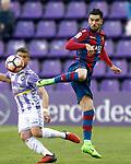 Levante UD's Jason Remeseiro during La Liga Second Division match. March 11,2017. (ALTERPHOTOS/Acero)