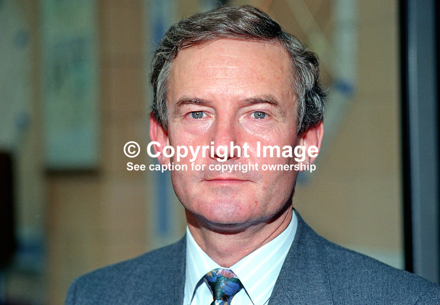 Barry Sheerman, MP, Labour Party, UK, politician, 19901013BS.<br />