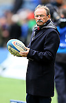 Jacques Brunel coach of Italy - RBS 6Nations 2015 - Scotland  vs Italy - BT Murrayfield Stadium - Edinburgh - Scotland - 28th February 2015 - Picture Simon Bellis/Sportimage