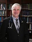 Dr. Roger Thompson, Past Medical Director Portraits at Riverview Medical Center