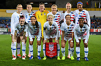 USWNT vs Portugal, November 8, 2018