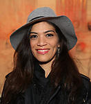 Laura Gomez attends The Vineyard Theatre's Emerging Artists Luncheon at The National Arts Club on November 9, 2017 in New York City.