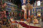 Israel, Greek Orthodox Monastery of Mar Elias on the Jerusalem-Bethlehem road