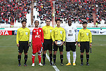 Tractorsazi Tabriz vs Al Ahli (UAE) during the 2015 AFC Champions League Group D match on March 04, 2015 at the Yadegar Emam Stadium in Tabriz, Iran. Photo by Adnan Hajj / World Sport Group