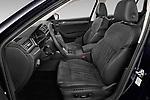 Front seat view of 2020 Skoda Superb 5 Door Wagon Front Seat  car photos