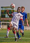 2014-09-05 NCAA: UMass Lowell vs St. Francis Men's Soccer
