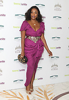 Kele Le Roc at the Teens Unite: Tales and Tiaras Gala at The Dorchester, Park Lane, London, England on 30th November 2018<br /> CAP/ROS<br /> &copy;ROS/Capital Pictures
