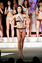 Miss Kanagawa, Miku Takahashi, competes in the swimsuit category during the finals of Miss Universe Japan at Hotel Chinzanso Tokyo on March 1, 2016, Tokyo, Japan. Sari Nakazawa from Shiga captured the crown and will represent Japan in the next Miss Universe international competition. (Photo by Rodrigo Reyes Marin/AFLO)