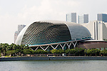 Esplanade Theatres 02 - Esplanade Theatres On The Bay, Marina Bay, Singapore