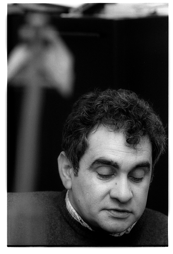 Bernardo atxaga idazlea / Bernardo Atxaga, joseba irazu, basque writer basque country euskal herria .Photo: Ander Gillenea