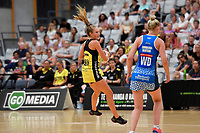 Pulse&rsquo; Maddy Gordon in action during the Pre Season Tournament - Pulse v Mystics at Ngā  Purapura, Otaki, New Zealand on Saturday 9 February  2019. <br /> Photo by Masanori Udagawa. <br /> www.photowellington.photoshelter.com