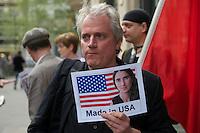 2013/05/08 Berlin | Protest gegen Cuba-Bloggerin Yoani Sánchez