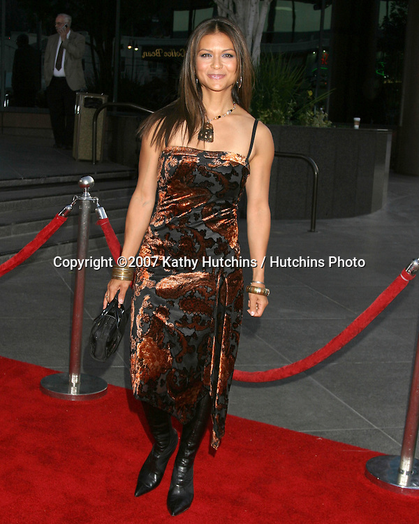 "Nia Peeples.""September Dawn"" Screening.Director's Guild of America.Los Angeles, CA.May 2, 2007.©2007 Kathy Hutchins / Hutchins Photo...."