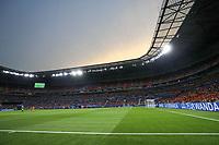 Lyon (França) 03/07/2019 - Copa do Mundo de Futebol Feminino - Holanda x Suécia -  Holanda e  Suécia valido pelas semi-finais da Copa do Mundo de Futebol Feminino na cidade de Lyon na França nesta quarta-feira, 03. <br /> (Foto: Vanessa Carvalho/Brazil Photo Press)