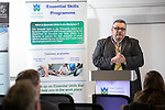 Welsh Water<br /> Essential Skills Awards<br /> 04.02.15<br /> &copy;Steve Pope -FOTOWALES