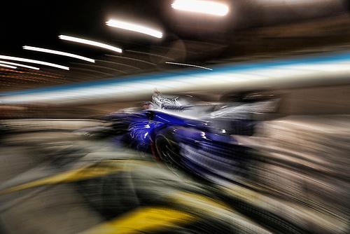 2017 IndyCar Media Day - Track Action<br /> Phoenix Raceway, Arizona, USA<br /> Saturday 11 February 2017<br /> Takuma Sato<br /> World Copyright: Michael L. Levitt/LAT Images<br /> ref: Digital Image _AT_3709